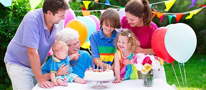 Basic tips on throwing a kids birthday party