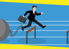 Hurdles of starting a business